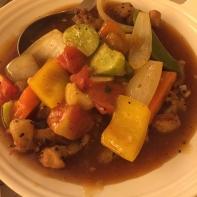 May Veggie Vegan Sweet and Sour June 16