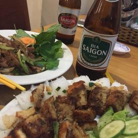 chay-mock-pork-and-saigon-beers-ho-chi-minh-city