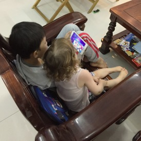 toddler-watch-at-horizon-homestay-hoi-an