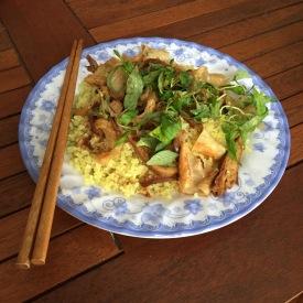 vegan-chicken-rice-hoi-an